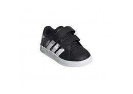 Breaknet Çocuk Siyah Spor Ayakkabı (FZ0091)