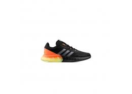 Kaptir Super Erkek Siyah Koşu Ayakkabısı (FZ2857)