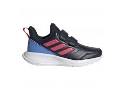 AltaRun CF Çocuk Siyah Cırt Cırtlı Spor Ayakkabısı
