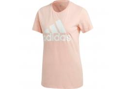 Must Haves Badge of Sport Kadın Pembe Tişört