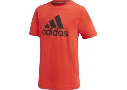 Must Haves Badge Of Sport Çocuk Kırmızı Tişört