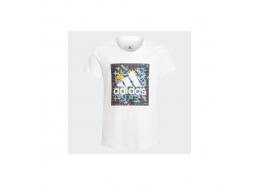 x LEGO® DOTS™ Graphic Çocuk Beyaz Tişört (GJ6491)