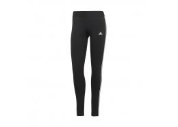 Loungewear Essentials Slim 3-Stripes Kadın Siyah Tayt (GL0723)