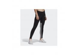 Loungewear Essentials Slim 3-Stripes Kadın Siyah Tayt (GL1371)