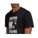 Extrusion Motion Brand Erkek Siyah Tişört (GL2689)