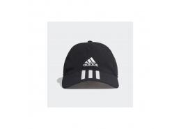 Aeroready 3 Bantlı Siyah Beyzbol Şapkası (GM6278)