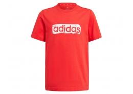 Graphic Logo Çocuk Kırmızı Tişört (GN1471)