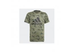 Designed To Move Camouflage Yeşil Tişört (GN1488)