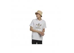 Camo Trefoil Erkek Beyaz Tişört (GN1855)