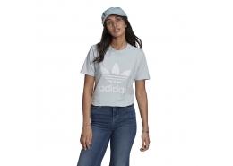 Adicolor Classics Trefoil Kadın Mavi Tişört (GN2975)