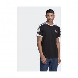 Adicolor Classics 3 Bantlı Erkek Siyah Tişört (GN3495)