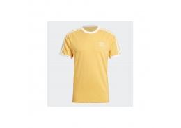 Adicolor Classics 3 Bantlı Erkek Turuncu Tişört (GN3498)