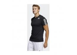 Primeblue Aeroready 3 Bantlı Erkek Siyah Slim Tişört (GQ2159)