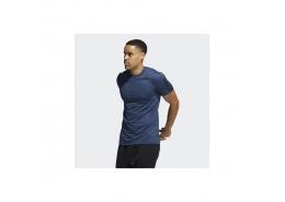 Primeblue Aeroready 3 Bantlı Erkek Mavi Slim Tişört (GQ2161)
