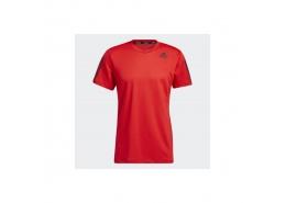 Primeblue Aeroready 3 Bantlı Kırmızı Slim Tişört (GQ2163)