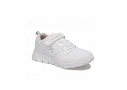 Oka J Mesh Beyaz Erkek Çocuk Koşu Ayakkabısı
