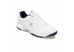 Karon Erkek Beyaz Tenis Ayakkabı