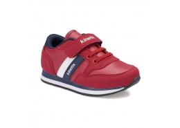 Payof Pu Kırmızı Çocuk Ayakkabısı