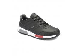 Venty Erkek Siyah Sneaker Ayakkabı