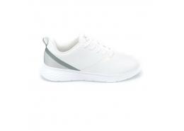 Deron Beyaz Kadın Koşu Ayakkabısı