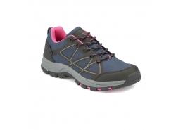Pulse Lacivert Kadın Trekking Ayakkabı