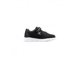 Almera J Siyah Erkek Çocuk Koşu Ayakkabısı