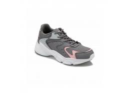 Niles W 9pr Gri Kadın Koşu Ayakkabısı
