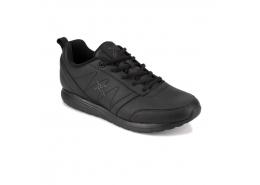 Valento Erkek Siyah Koşu Ayakkabısı