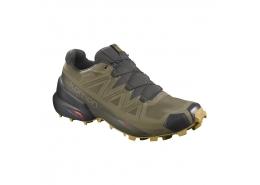 Salomon Speedcross 5 Gore-Tex Erkek Yeşil Outdoor Ayakkabı (L41117400-24255)