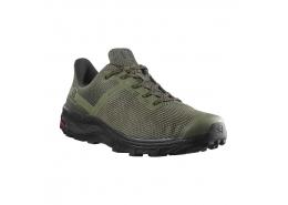 Salomon OUTline Prism Gore-Tex Erkek Yeşil Outdoor Ayakkabı (L40477100-20855)