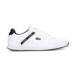 Menerva Sport Erkek Beyaz Spor Ayakkabı