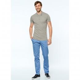 Bruno Erkek Mavi Casual Pantolon