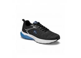 Fedez Siyah Erkek Koşu Ayakkabısı