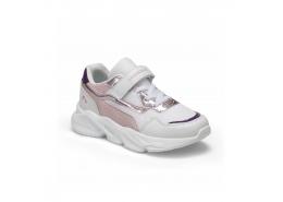 Helen Beyaz Kız Çocuk Koşu Ayakkabısı