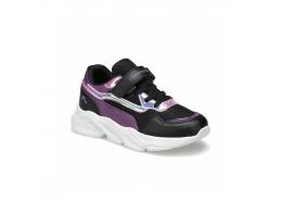 Helen Siyah Kız Çocuk Koşu Ayakkabısı