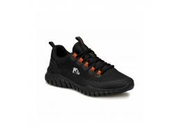 Weasley Siyah Erkek Comfort Ayakkabı