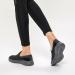 Audra Siyah Kadın Yürüyüş Ayakkabısı