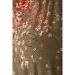 Çiçek Desenli Haki Kadın Elbise