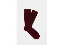 Mavi Jeans Uzun Bordo Erkek Çorap