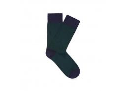 Mavi Jeans Lacivert Desenli Soket Çorap