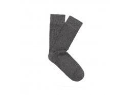 Erkek Gri Soket Çorap (091411-27077)