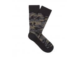 Kamuflaj Desenli Soket Çorap (091410-900)