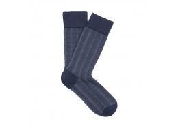 Lacivert Erkek Uzun Çorap (091151-26828)