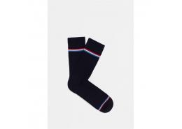 Erkek Siyah Uzun Çorap (091422-900)
