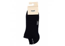 Erkek Siyah Kısa Günlük Çorap (091442-900)