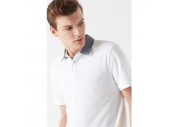 Polo Tişört Beyaz