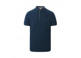 Premium Erkek Mavi Polo Tişört (NF00CEV4BH71)