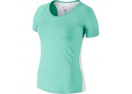 Advantage Court Top Kadın Mavi Tenis Tişört
