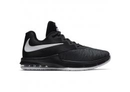 Air Max Infuriate 3 Low Erkek Siyah Basketbol Ayakkabısı