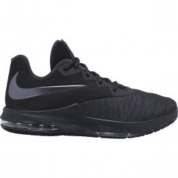 Air Max İnfuriate 3 Low Erkek Siyah Basketbol Ayakkabısı